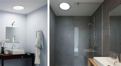 Spots Für Badezimmer by Ein Innenliegendes Badezimmer Tageslicht Dank Des Velux