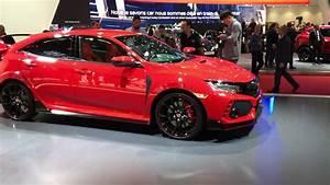 Honda Type R 2018 : 2018 honda civic type r live from geneva inside lane youtube ~ Melissatoandfro.com Idées de Décoration