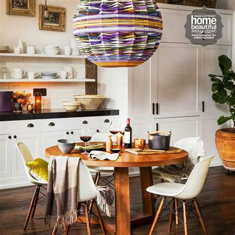 Pin by Lis Hobbs on Home. | Modern country kitchens, Casual dining table, Dining decor