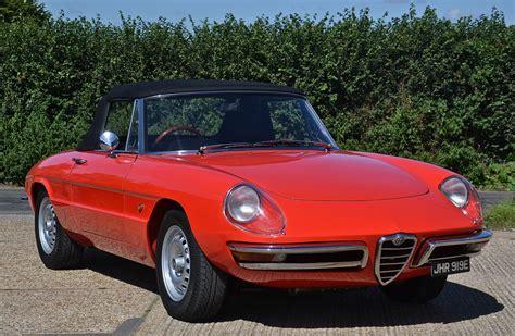 Alfa Romeo Spider Duetto by Alfa Romeo Duetto Spider Sold Southwood Car Company