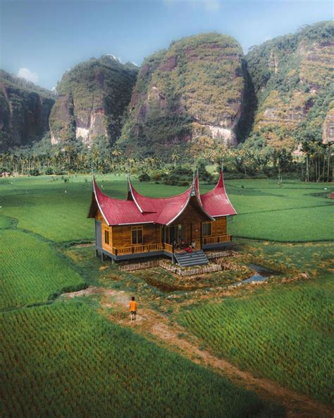 tempat wisata  angker  sumatra barat bikin