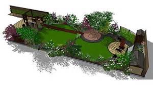 garden design and landscape in oxfordshire