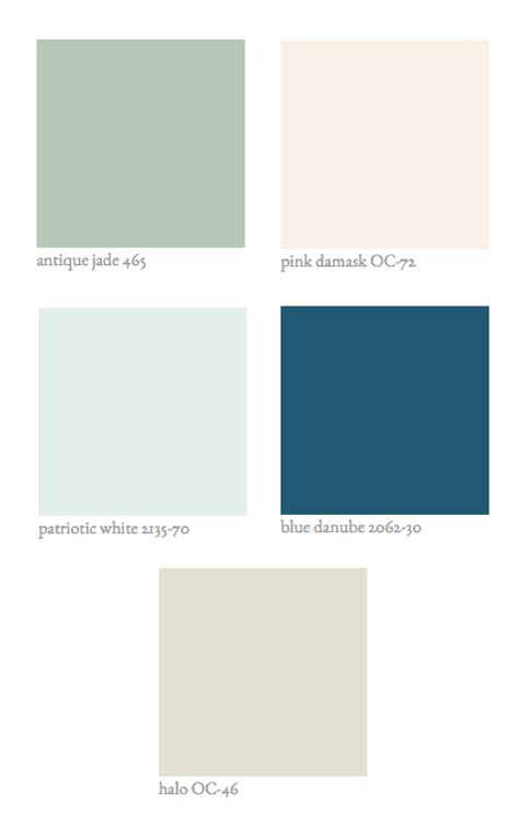 Benjamin Moore Color Trends 2015  My Picks  Lacquered Life