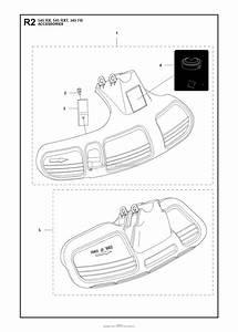 Husqvarna 545 Rx Parts Diagram For  Accessories