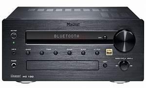 Magnat Mc 100 Cd Receiver Compact  Compleet En Voorzien