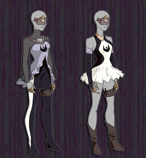 Superhero costume designs by fantazyme on DeviantArt
