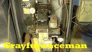 How To Replace The The Oil Furnace Transformer Youtube