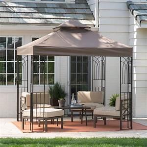 Gazebo, Canopy, Patio, Sun, Shade, Outdoor, Sun, Shade, Furniture, Garden, Porch, 8, X, 8, Ft