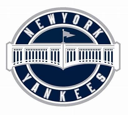 Yankee Stadium Clipart Nyy Logos Mlb Yankees