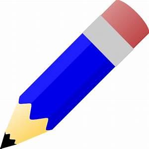 Blue Pencil Cutie Mark by Kinnichi on DeviantArt