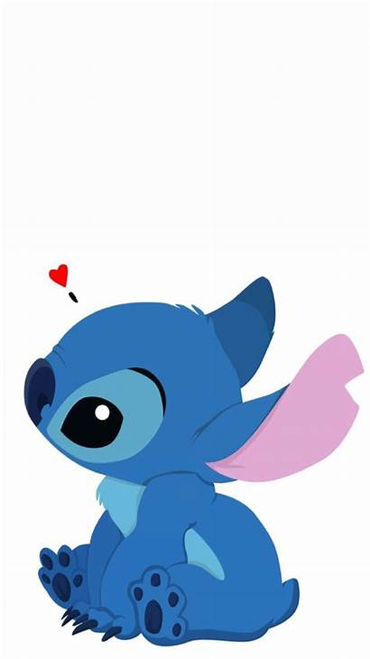 Mobile Wallpapers Stitch Disney Animated Cartoon Phone