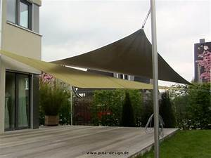 Pina Design Sonnensegel : sonnensegel festehend bilder beispiele und l sungen pina design ~ Sanjose-hotels-ca.com Haus und Dekorationen