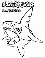 Coloring Pokemon Shark Sharpedo Sharkboy Printable Lavagirl Scary Hungry Fish Thresher Curtain Sharks Getdrawings Colouring Getcolorings Colorings Sea Deep Coloringpages101 sketch template