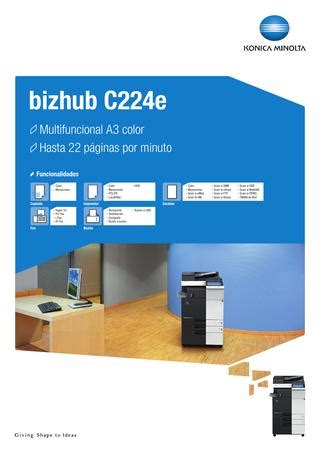 This procedure may be a little bit different to other os. Konica Minolta Bizhub C224E Drivers Windows 10 64 Bit : Download Konica Minolta Bizhub C224e ...