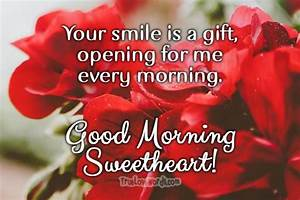 50 Sweet Good Morning Messages For Wife » True Love Words