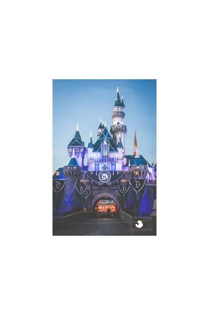 Disneyland Wallpapers Desktop Fall Castle Winter Iphone