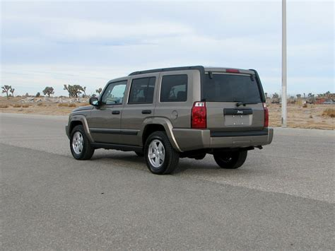jeep commander vs image gallery 2005 jeep commander