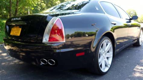 2007 Maserati For Sale by 2007 Maserati Quattroporte Sport Gt For Sale