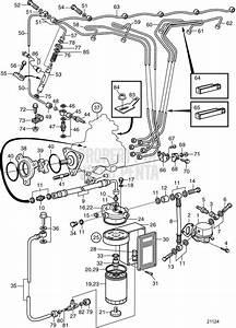 Fuel System Kad300-a  Kamd300-a - 7738870