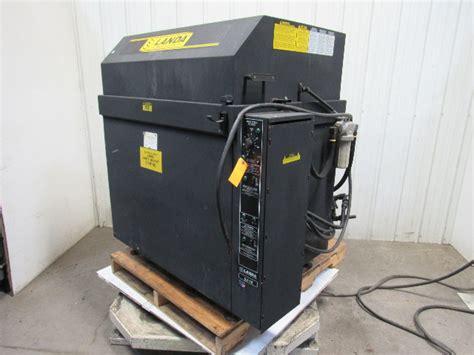 landa sj  top load parts industrial washer  gallon