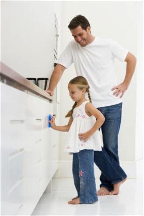 How To Remove Grease From Kitchen Cupboards by How To Remove Sticky Residue From Kitchen Cupboards Home