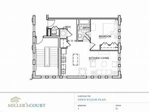 one bedroom apartment open floor plans peenmediacom With one bedroom apartment open floor plans
