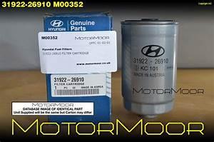 Hyundai Filter Cartridge