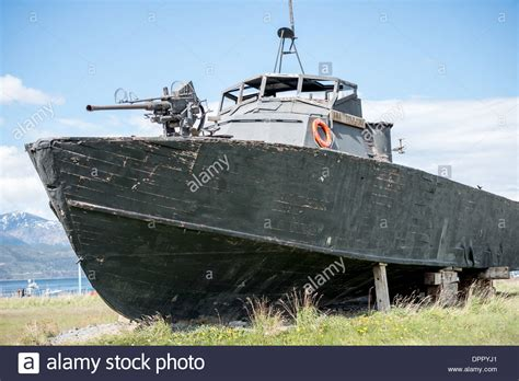 What Is A Pt Boat by A Pt Boat Formerly Of The Argentinian Navy The Ara