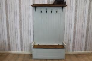 Antique Cabinets For Kitchen by Handmade Hall Bench With Coat Rack
