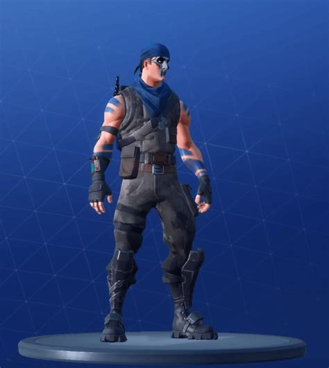 warpaint fortnite outfit skin    latest news