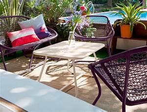 Mobilier De Jardin Fermob : fauteuil sixties fermob trentotto mobilier design toulouse ~ Dallasstarsshop.com Idées de Décoration