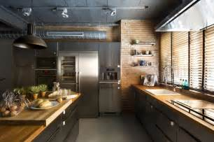 Kitchen With Dining Room Designs by Industrial Style Kitchen Design Ideas Marvelous Images