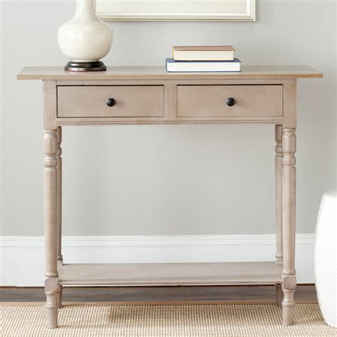 Safavieh Console Table by Safavieh Rosemary Console Table Walmart