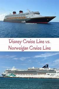Disney Cruise Line vs. Norwegian Cruise Line - My Big Fat ...
