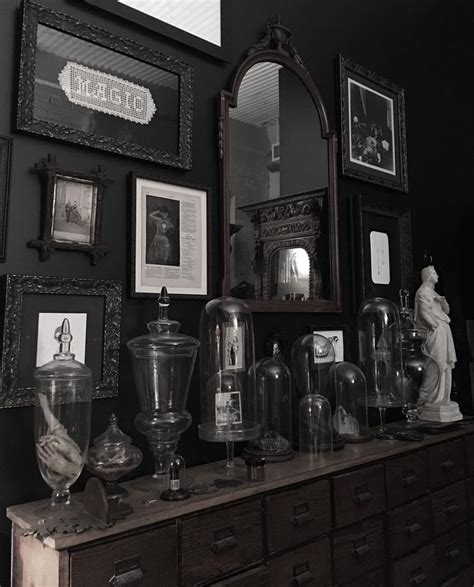 Best 25+ Gothic Home Decor Ideas On Pinterest  French