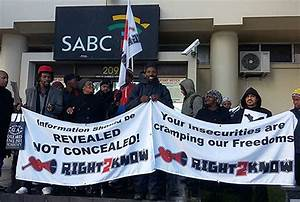 SABC protests planned for ANC headquarters