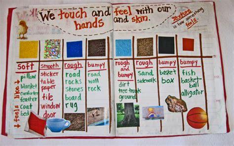 big  senses book kindergarten kindergarten
