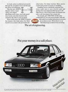 Vintage Car Advertisements Of The 1980s  Page 4