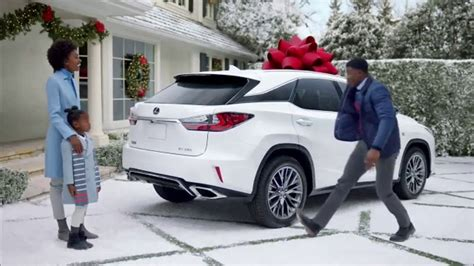 lexus commercial actor 2017 lexus december to remember sales event tv commercial