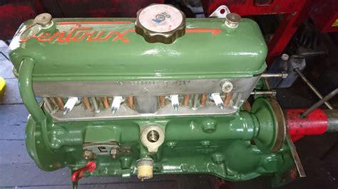 restauration complete dun moteur de dauphine latelier