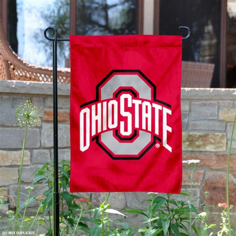 ohio state garden flag and yard banner ebay