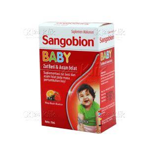 jual beli sangobion kids drop k24klik com