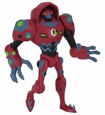 Ben Omniverse Monsters Galactic Hazard Water Alien