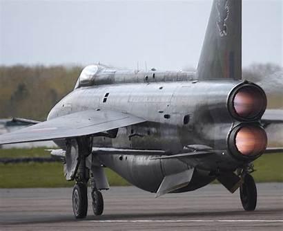 F6 Lightning Fighter Jet
