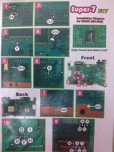 Diagram Jumper Modchip Ps2 Lengkap All Series