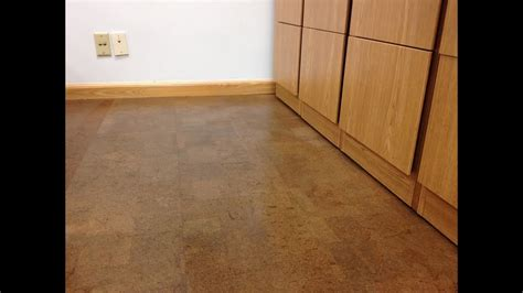 cork floors cork floors kitchen youtube