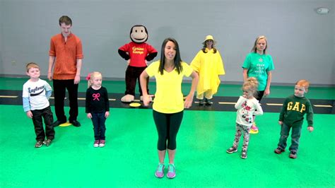 preschool curious george book and workout 559 | maxresdefault