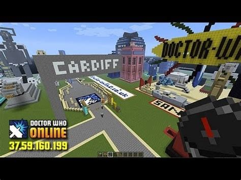 Minecraft  Doctor Who Server  #18  The New Cardinal