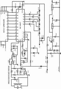 Circuit Diagram Of The Digital Multimeter  Dmm