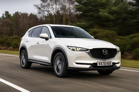 Mazda CX-5 gains 2.5-litre petrol engine and new tech for ...